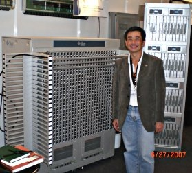Sun's Magnum Infiniband switch