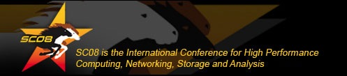 Supercomputing 2008 08 SC08 logo