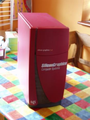 Silicon Graphics SGI Fuel