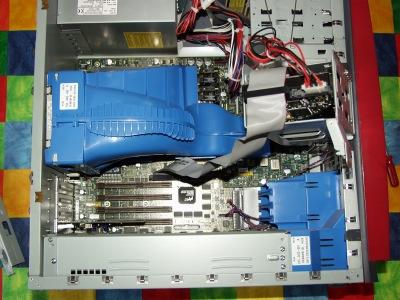 Silicon Graphics SGI Fuel interior